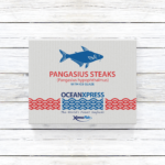 Ocean Xpress Pangasius Steaks   Skin on Bone in   Image 1 Thumbnail