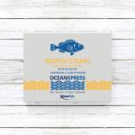 Ocean Xpress Redfish Steaks | Skin On Pin Bone In | Image 1 Thumbnail